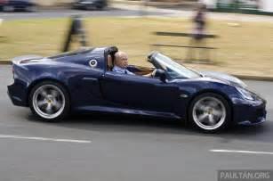 2013 Lotus Exige S Roadster Driven Lotus Exige S Roadster Sled In Hethel Image 207676