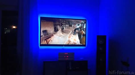 Tv Led Beleuchtung by Led Um Tv 60 Quot Led Tv Hifi Forum De Bildergalerie