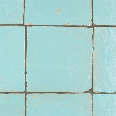 10 X 10 Mat - platta bleu ciel mat 10x10 platta