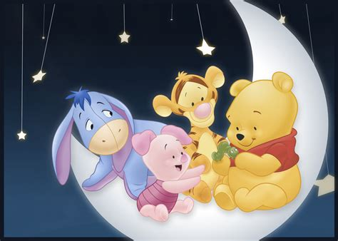 imagenes de winnie pooh en la luna baby pooh images baby pooh wallpaper hd wallpaper and