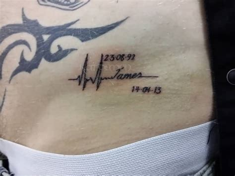 heartbeat remembrance tattoo 100 most famous remembrance tattoos ideas golfian com