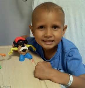 boy battles same type of brain cancer that killed his boy eight who lost battle against cancer will be first