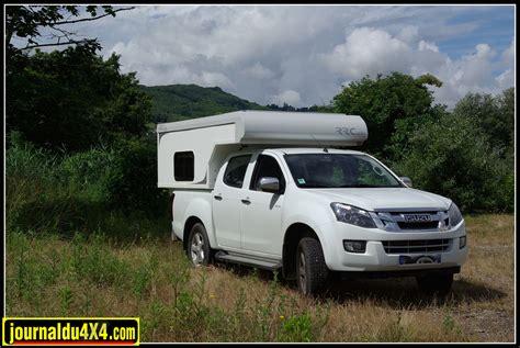 isuzu dmax cabin cellule amovible rrcab pour isuzu dmax version pan coup 233