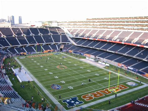 chicago bears stadium seating capacity chicago bears stadium soldier field football betting lines