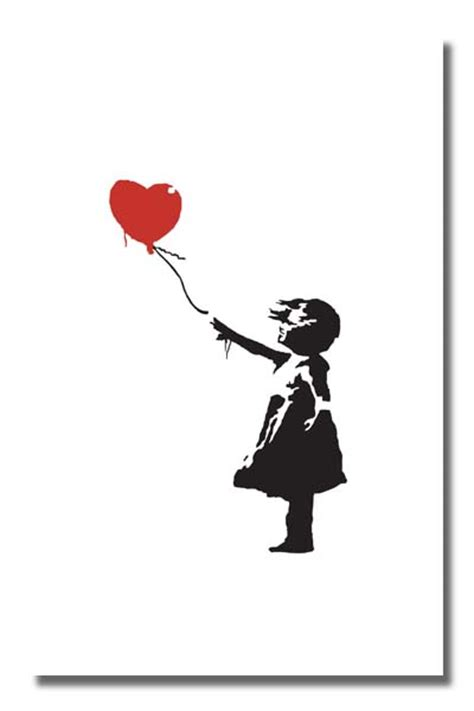 banksy canvas art banksy prints banksy graffiti pictures