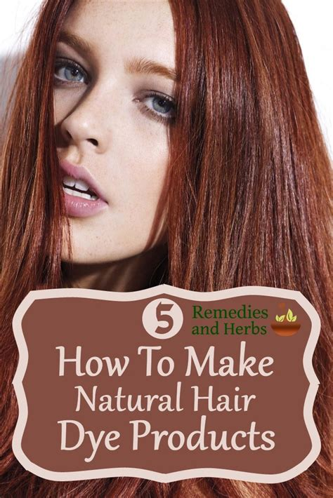 hair color products how to make hair dye products diy home remedies
