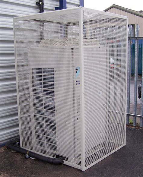 Ac Vrv condensing unit guards heronhill air conditioning ltd