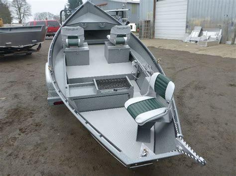 drift boat setup aluminum 17 x 54 quot koffler high side drift boat koffler
