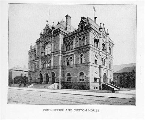 Post Office Westerville by Government Ehistory
