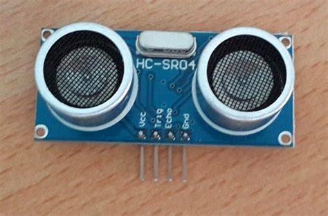 Ultrasonic Sensor Hc Sr04 Hc Sr04 Hcsr04 Ping measuring distance with hc sr04 ultrasonic ping sensor and