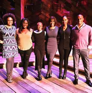 oprah color purple oprah winfrey takes south students to broadway to
