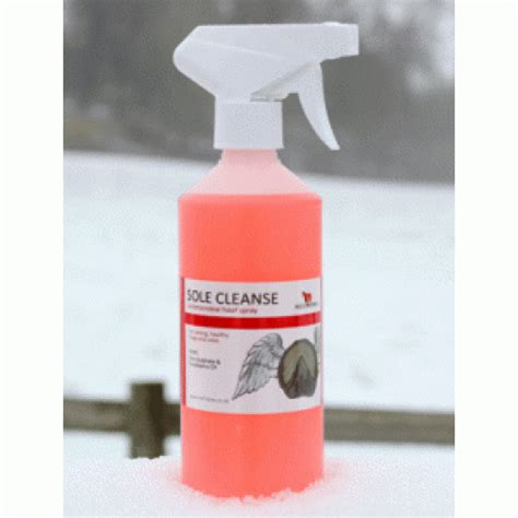 Equine Detox Supplement Pasadena Ca by Sole Cleanse Products Antimicrobial Hoof Spray