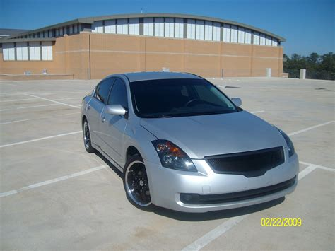nissan altima blacked out lucidht 2008 nissan altima specs photos modification