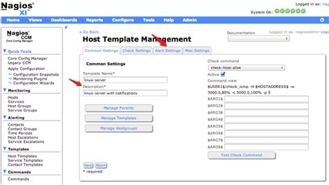 nagios email notification template nagios xi integration guide pagerduty