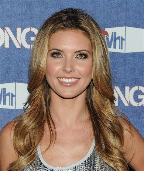 Audrina Patridge Gets A New by Audrina Patridge Celebrates New Vh1 Reality Show