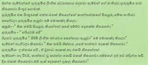 Amdas story amdas story to posts atom sinhalese amdonge katha