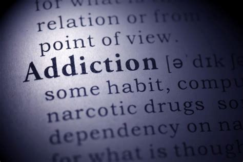 Detox Therapy Meaning by Asam S New Definition Of Addiction Addiction