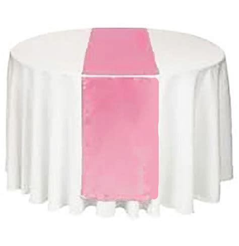 light pink table runner light pink satin table runner 16 supplies