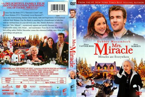 Mrs Miracle Free Mrs Miracle Dvd Scanned Covers Mrs Miracle F Dvd Covers
