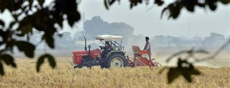 what is the future of agriculture in india