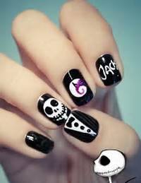 Easy Halloween Nail Art Designs To Master 31 Views 118