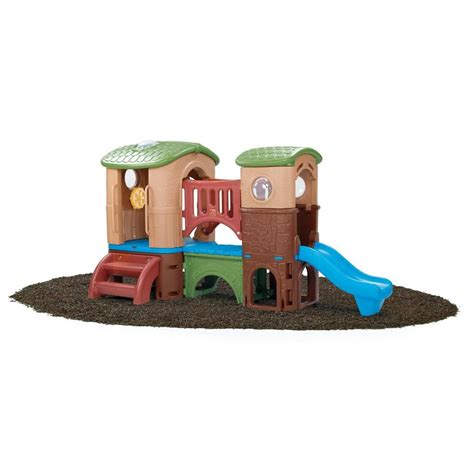step 2 swing slide playset step 2 step2 clubhouse climber playset shop your way