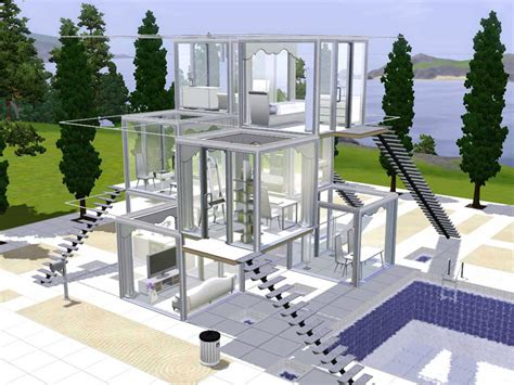 sims 3 house design 1000 images about my sims 3 on pinterest house floor plans glass design and
