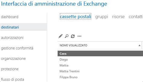 cassetta poste italiane risolvere i problemi di recapito della posta elettronica