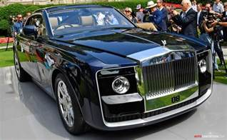 Most Expensive Rolls Royce Rolls Royce Sweptail Is The Most Expensive New Car Autoconception