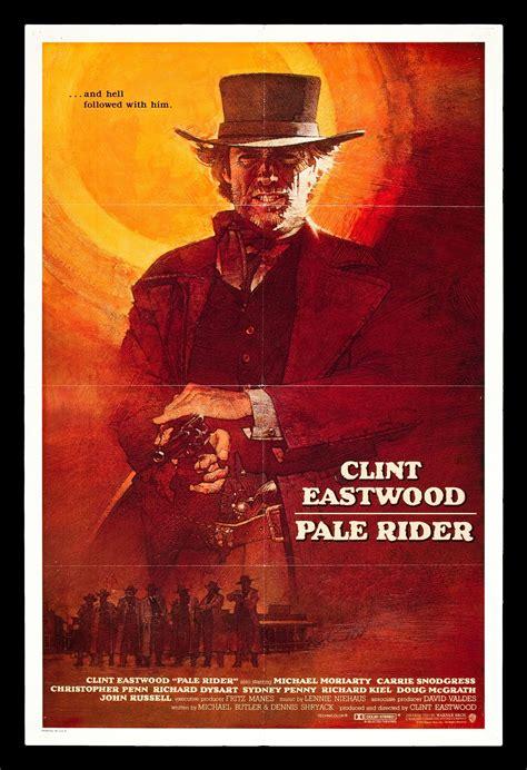 clint eastwood cowboy film list pale rider cinemasterpieces clint eastwood western