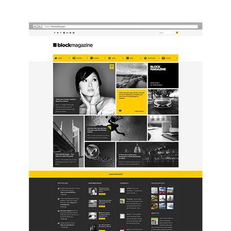wordpress layout blocks quality fresh wordpress themes themnific themes