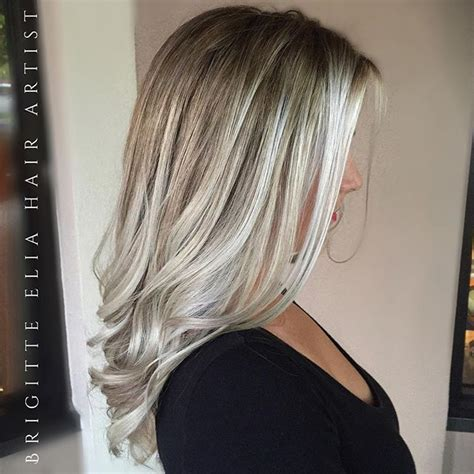 frosted hair styles best 25 frosted hair ideas on pinterest grey hair to
