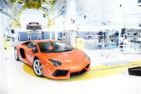 Where Is The Lamborghini Factory Tour Of The Lamborghini Factory And Museum