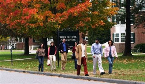 Http Www Tuck Dartmouth Edu Mba Academic Experience Exchange Programs by Tuck Career Stats Among Best