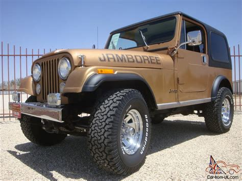 1982 jeep jamboree jeep cj jamboree cj7