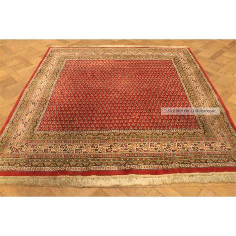 teppich 2x2m sch 246 n quadratisch handgekn 252 pfter orient teppich sar uq