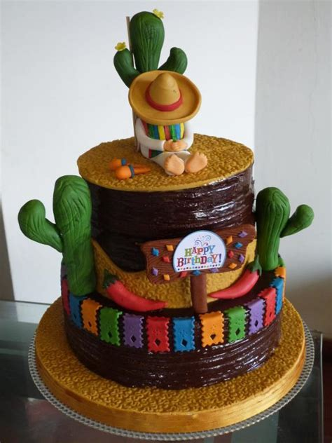 ole cinco de mayo cupcake and cake ideas