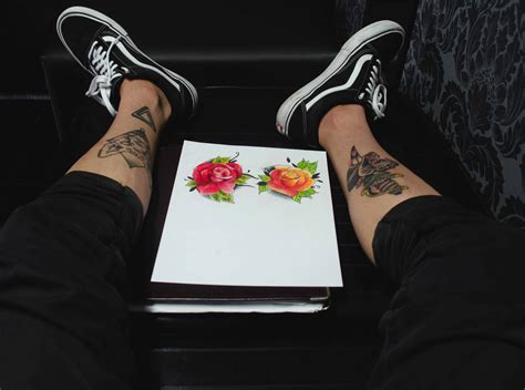 least painful places to get a tattoo 10 least places to get a try to get them