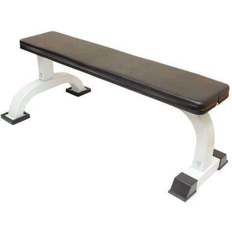 flat workout benches max fitness flat bench weight lifting utility dumbell