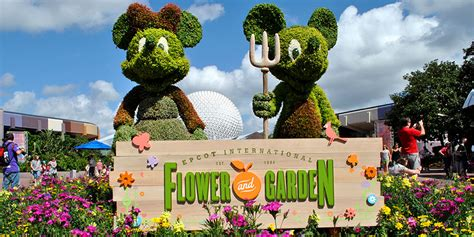 Epcot Flower And Garden Festival Food by Visit Orlando Find Things To Do In Orlando Florida