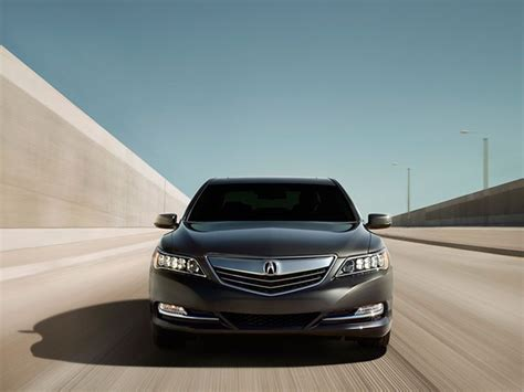 2016 acura rlx road test and review autobytel