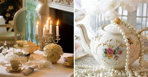 french shabby chic style part 2 table decoration vintage china shabby chic style and vintage