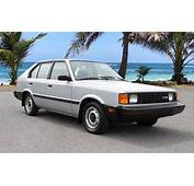 1983/84 Hyundai Pony  Picture Gallery Photo 1/30 The
