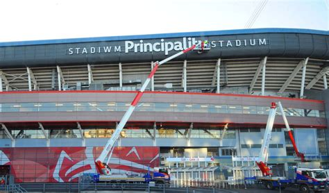 How Big Is 10 Square Meters big switch on at principality stadium welsh rugby union