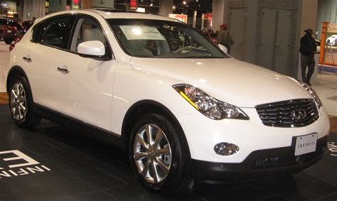 how does cars work 2008 infiniti ex parking system file infiniti ex35 jpg wikimedia commons