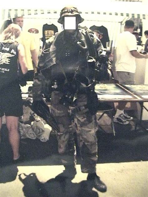 navy seal dive gear