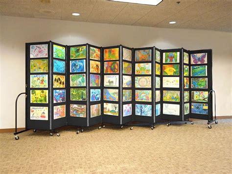 art gallery display 17 best ideas about room dividers kids on pinterest diy