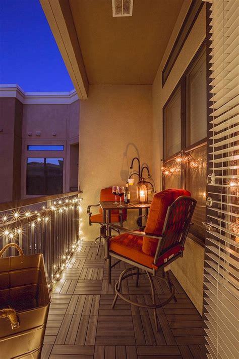 apartment balcony lighting ideas best 25 apartment balcony decorating ideas on