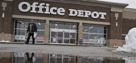 Office Depot Closing Stores List Major The Daley Gator