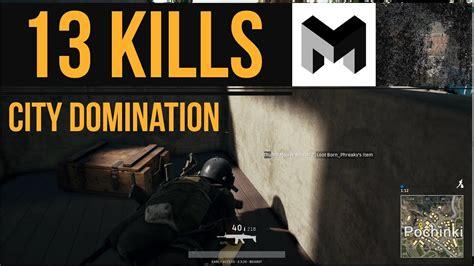 pubg 0 kill win pochinki domination 13 kill pubg win gameplay commentary
